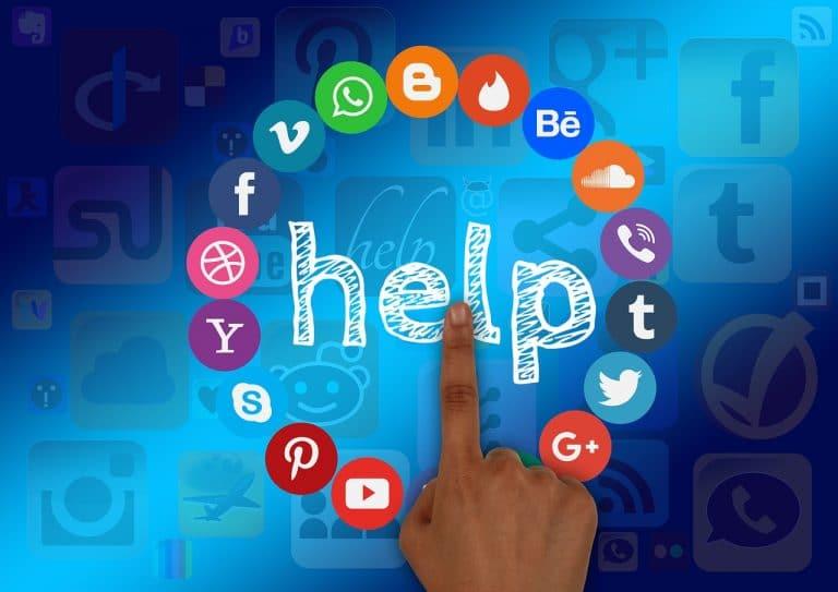 Résolution #3 : Rayonner sur les médias sociaux