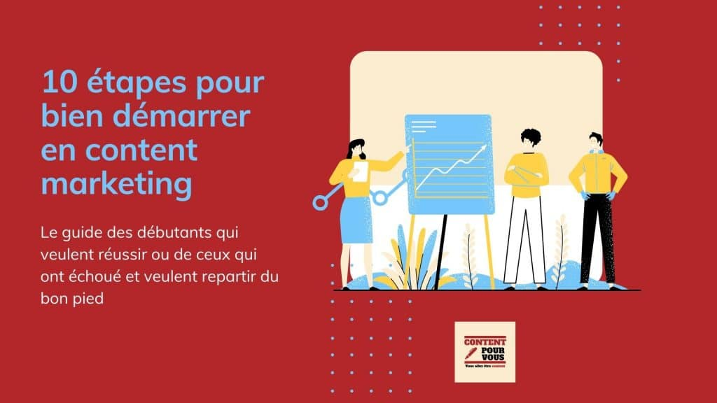 couverture e-book 10 étapes pour démarrer en content marketing