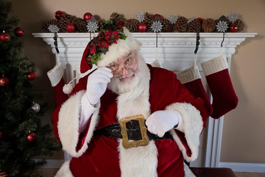 Père Noël Content Marketing